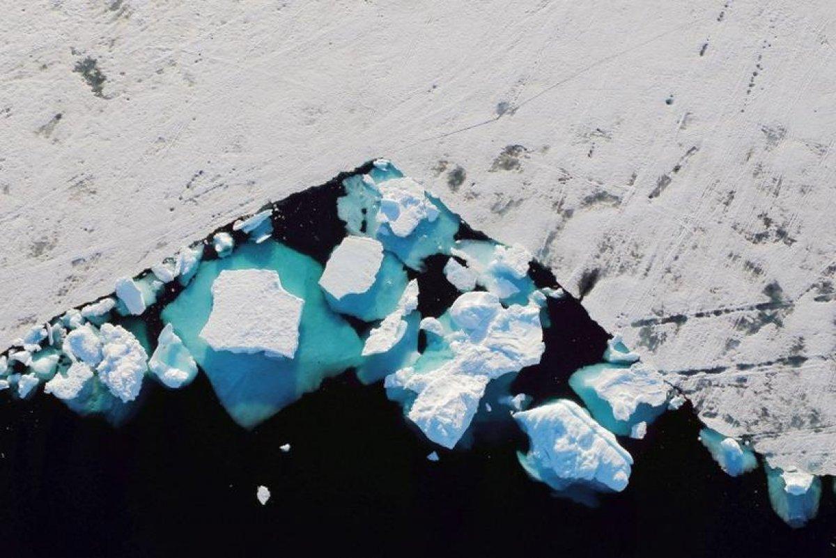 Bilim insanlarından küresel ısınma hızlandı uyarısı #1
