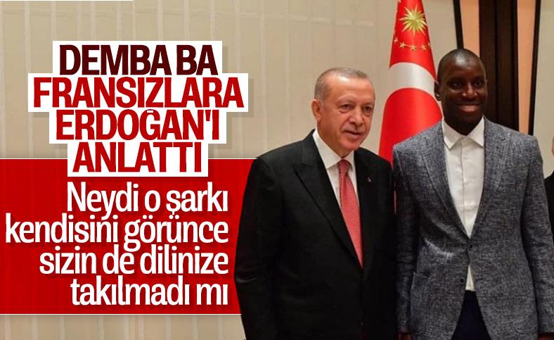 Demba Ba: Erdoğan diktatör olsaydı her sene şampiyon olurduk