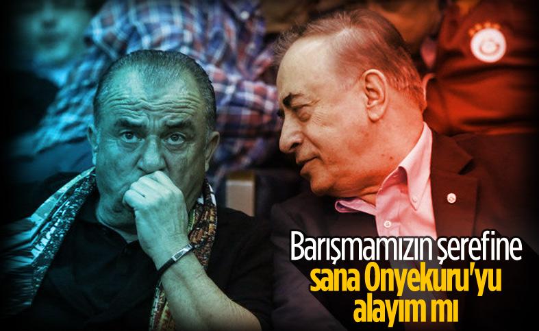 Galatasaray'da yeniden Onyekuru sesleri