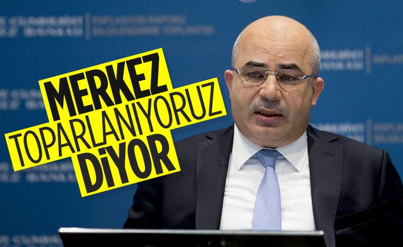 TCMB Başkanı Murat Uysal: Veriler toparlanmanın sürdüğüne işaret ediyor