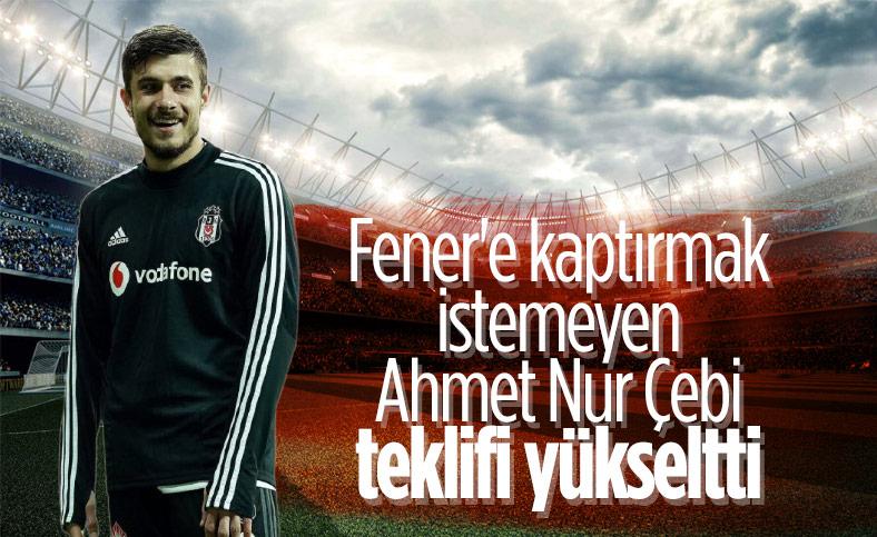 Beşiktaş'ın Dorukhan Toköz'e son teklifi: 9 milyon TL