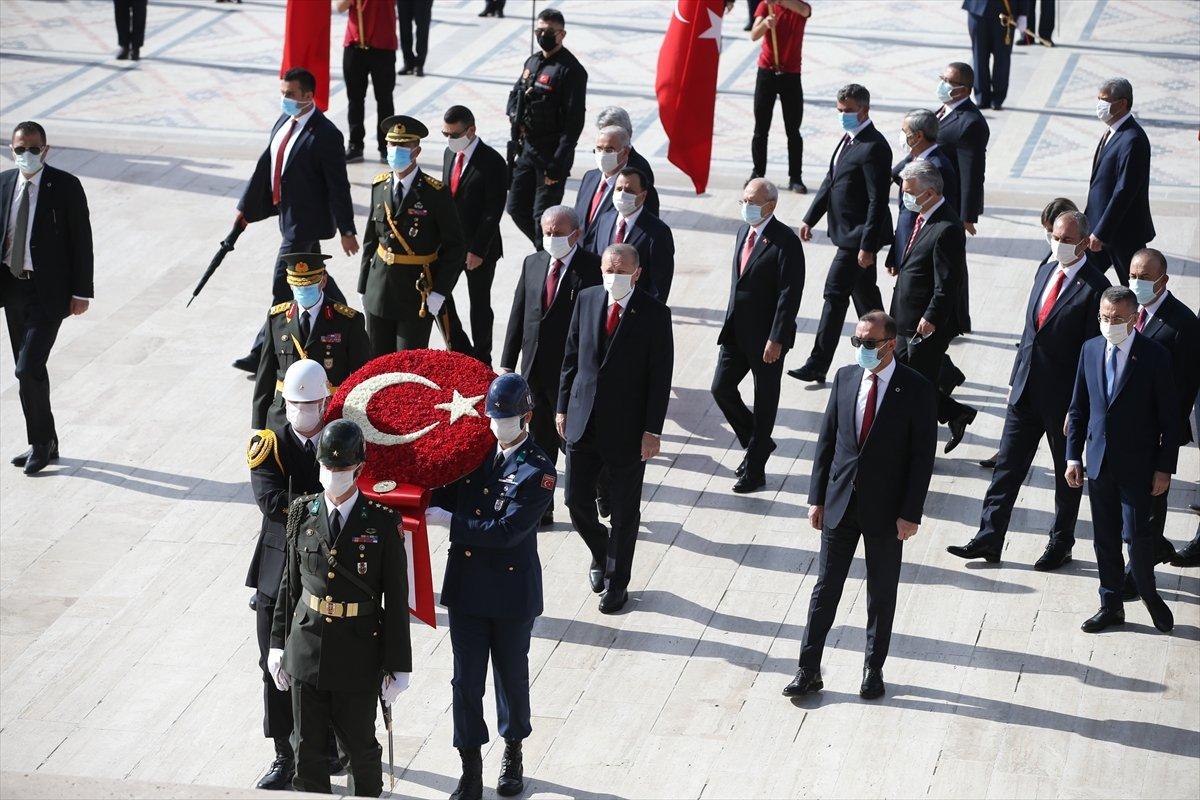 Cumhurbaşkanı Erdoğan: Saldırılar mücadele azmimizi güçlendirmektedir #3