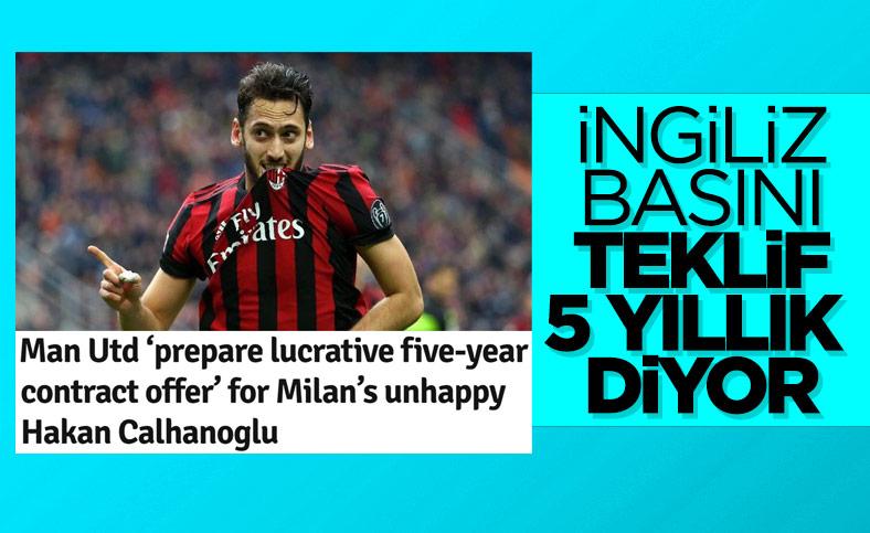 Daily Mirror: Manchester United, Hakan Çalhanoğlu'nun peşinde