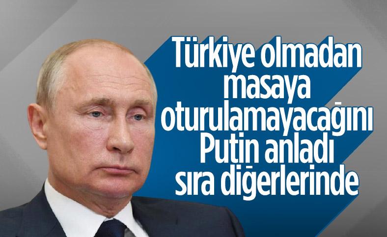 Vladimir Putin: Karabağ görüşmelerinde Türkiye dahil birçok ülke yer almalı