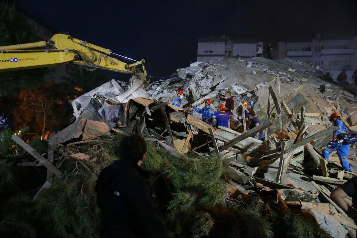 İzmir deki depremde hayatını kaybedenlerin sayısı #2