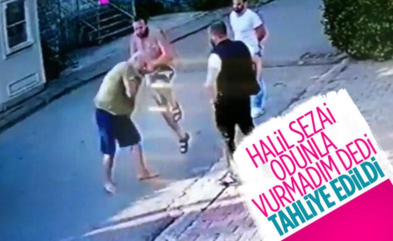 Halil Sezai serbest bırakıldı