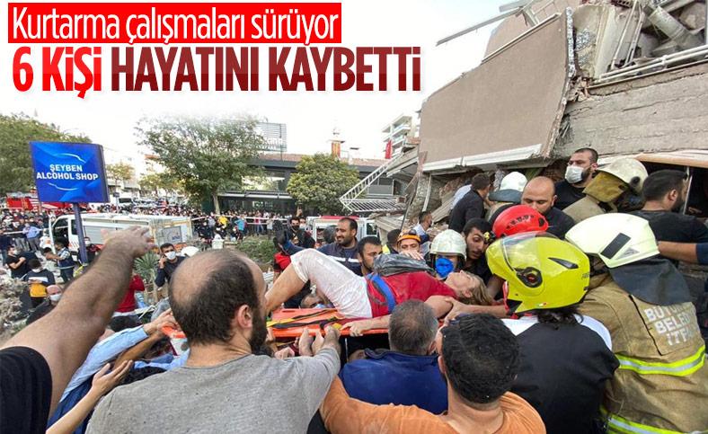 AFAD: 6 kişi hayatını kaybetti