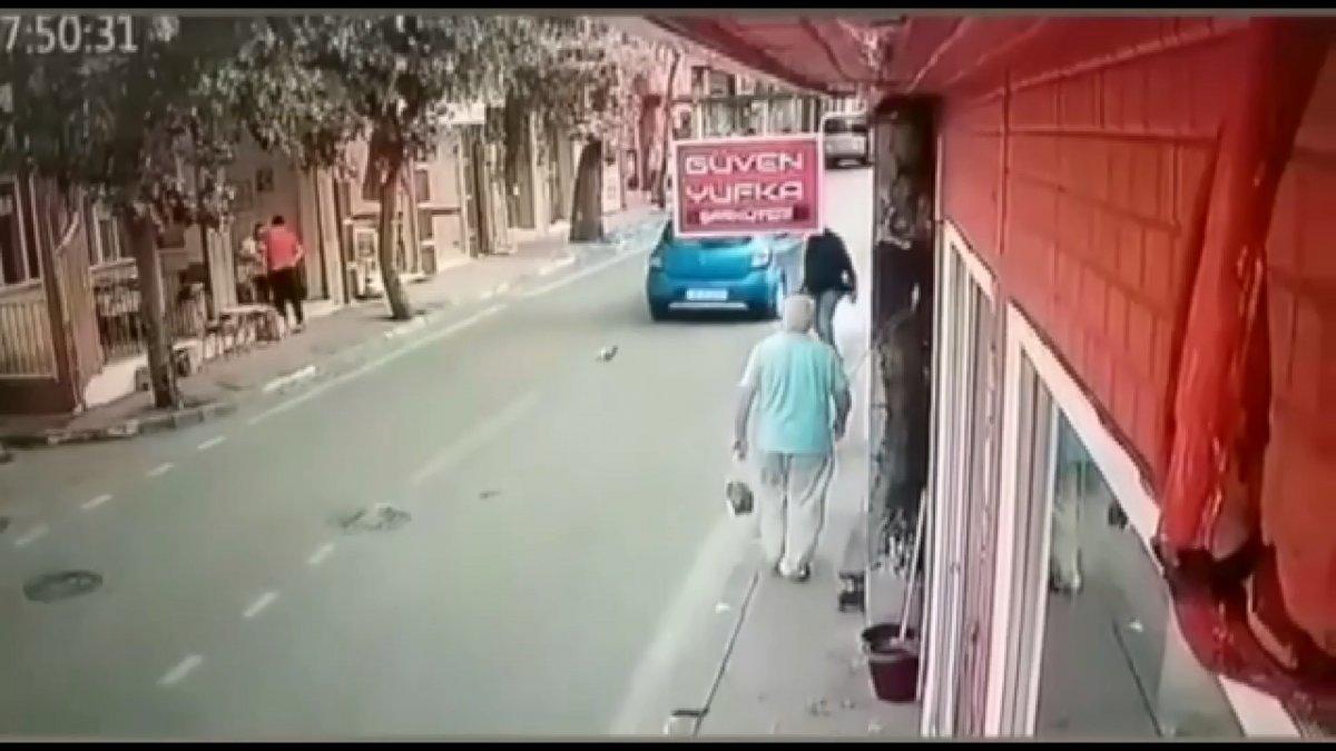Bursa da kediyi ezerek öldürdü: Arkasına bile bakmadı #2