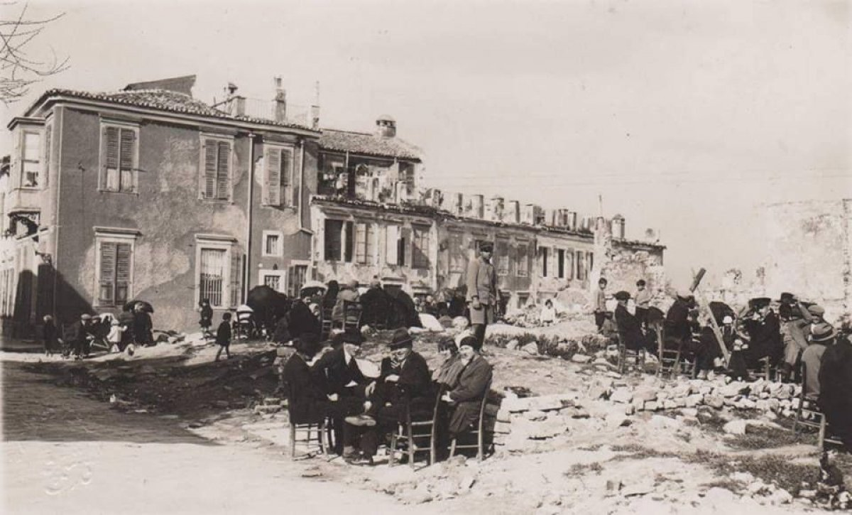 İzmir de 111 yılda, 6 ve üzeri büyüklüğünde 8 deprem meydana geldi #4