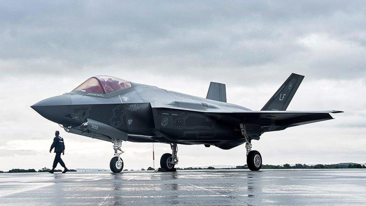 Trump BAE ye F-35 satışını hızlandırmak istiyor #2
