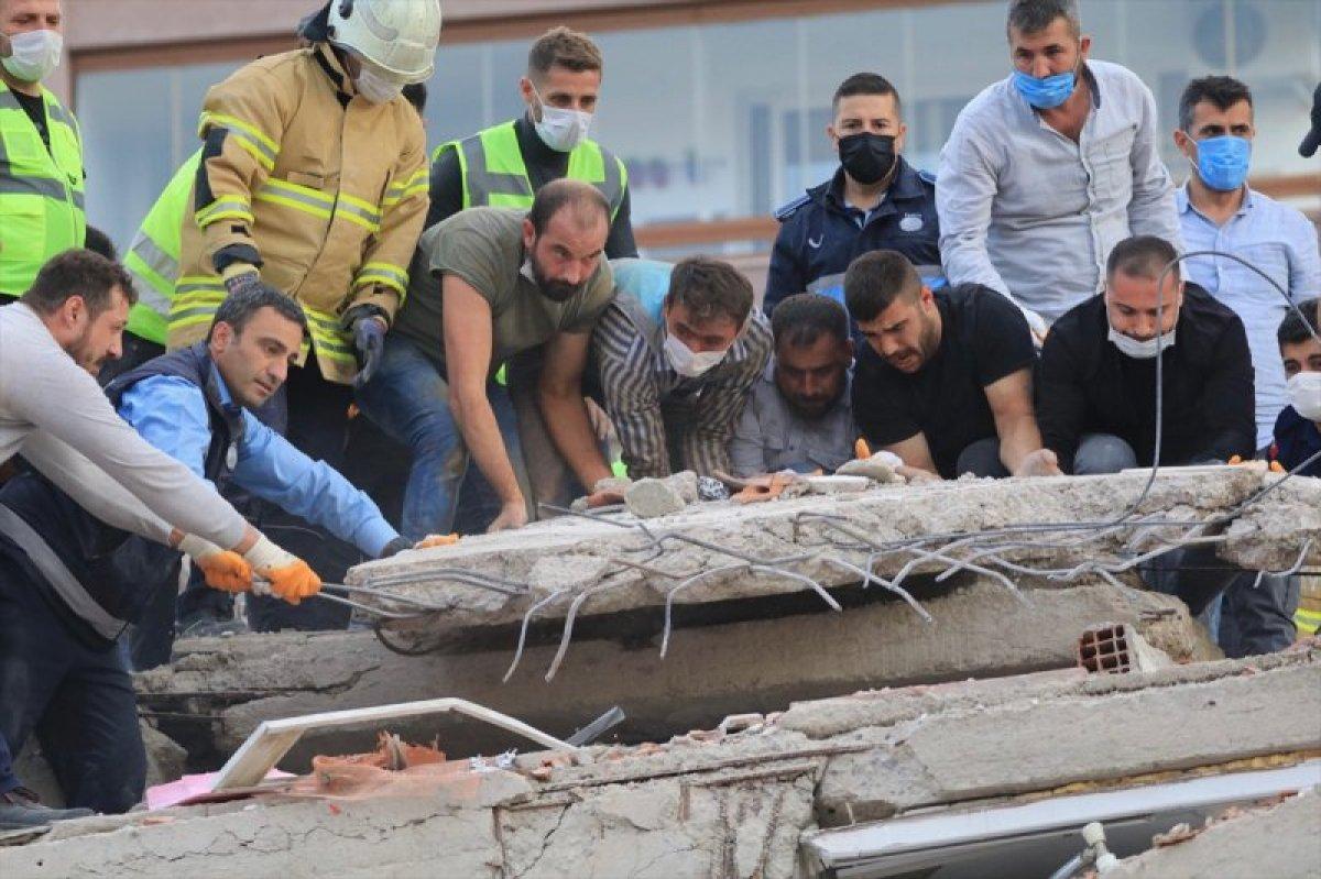 İzmir de 111 yılda, 6 ve üzeri büyüklüğünde 8 deprem meydana geldi #8