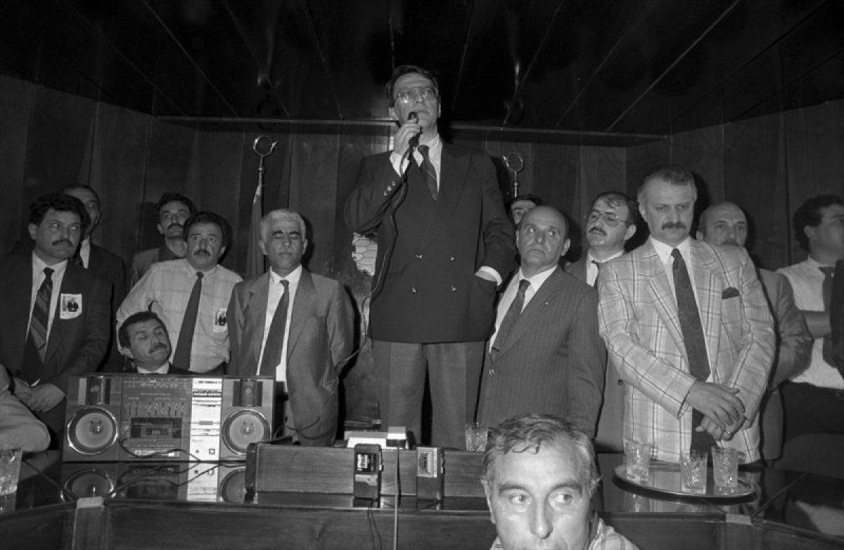 Mesut Yılmaz ın unutulmaz siyaset hayatı #3