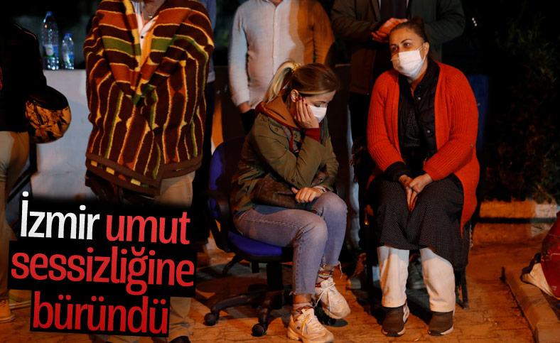 İzmir'de umut sessizliği
