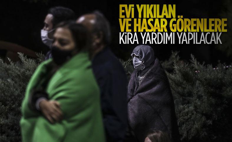 Murat Kurum: Vatandaşlara kira yardımı yapılacak