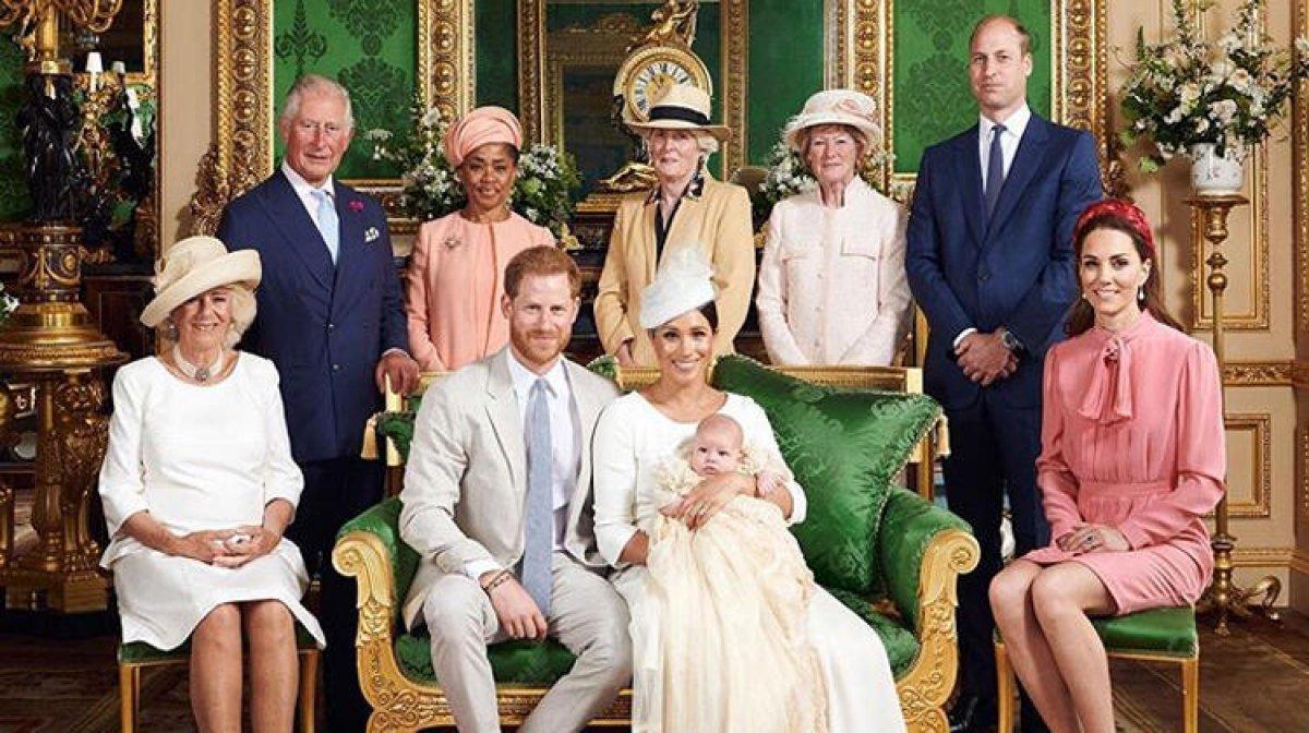 Prens Charles'ın Archie # 2 özlemi