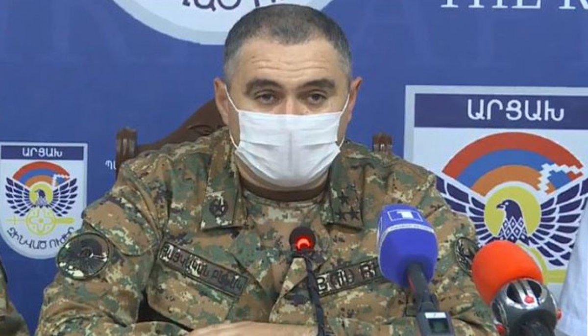 Dağlık Karabağ da iki Ermeni komutan öldürüldü #2