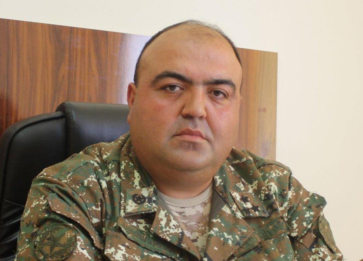 Dağlık Karabağ da iki Ermeni komutan öldürüldü #1