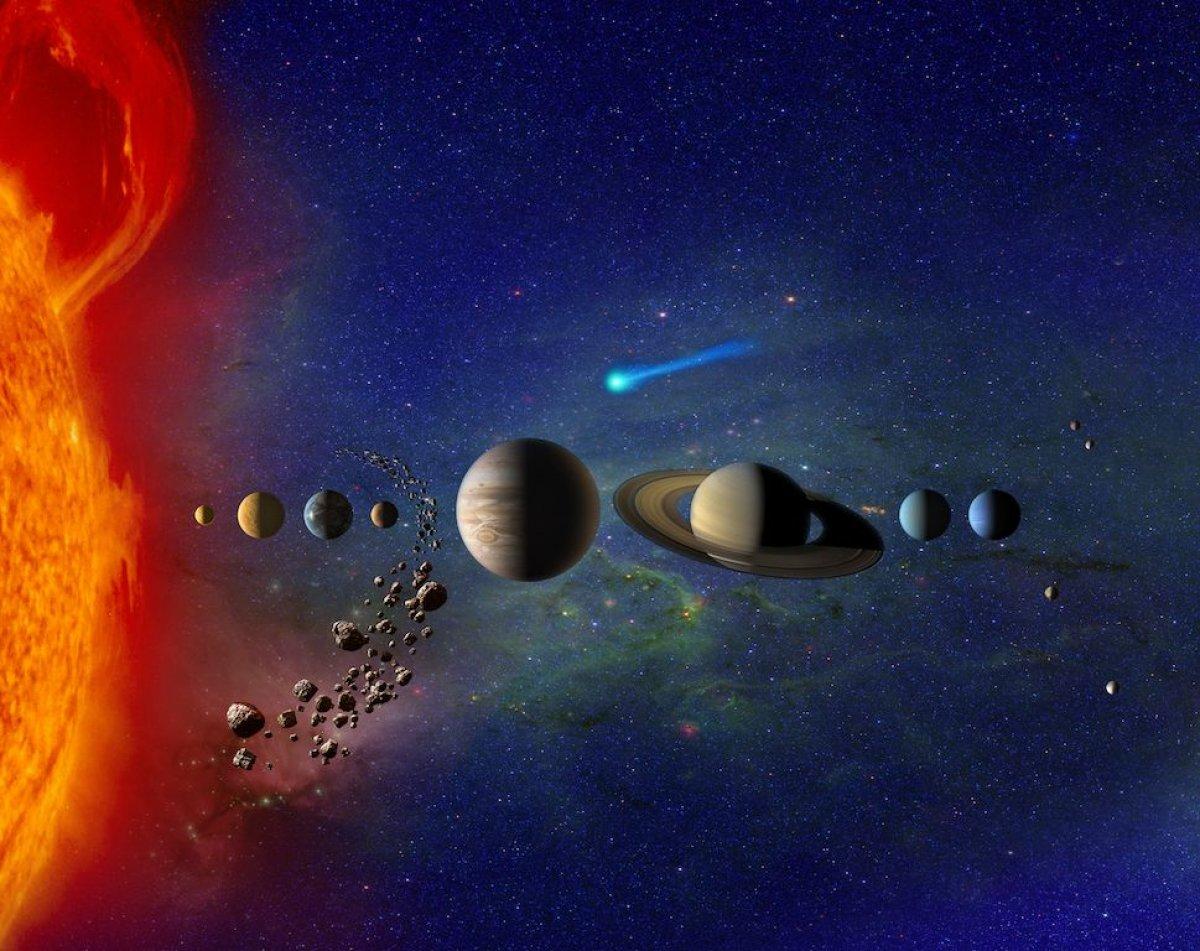Gök bilimciler, dokuzuncu gezegeni bulmak için yeni yöntemler geliştiriyor #2