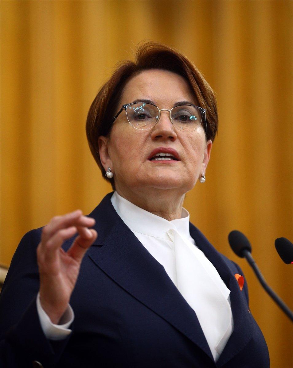 Meral Akşener, grup toplantısında İzmir depremiyle ilgili konuştu #3