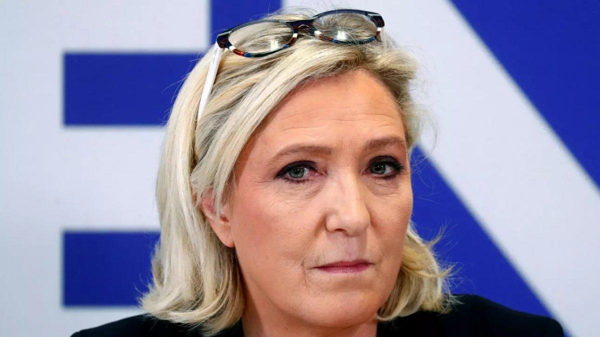 Fransız Le Pen: Milli Görüş faaliyetleri sonlandırılsın #2