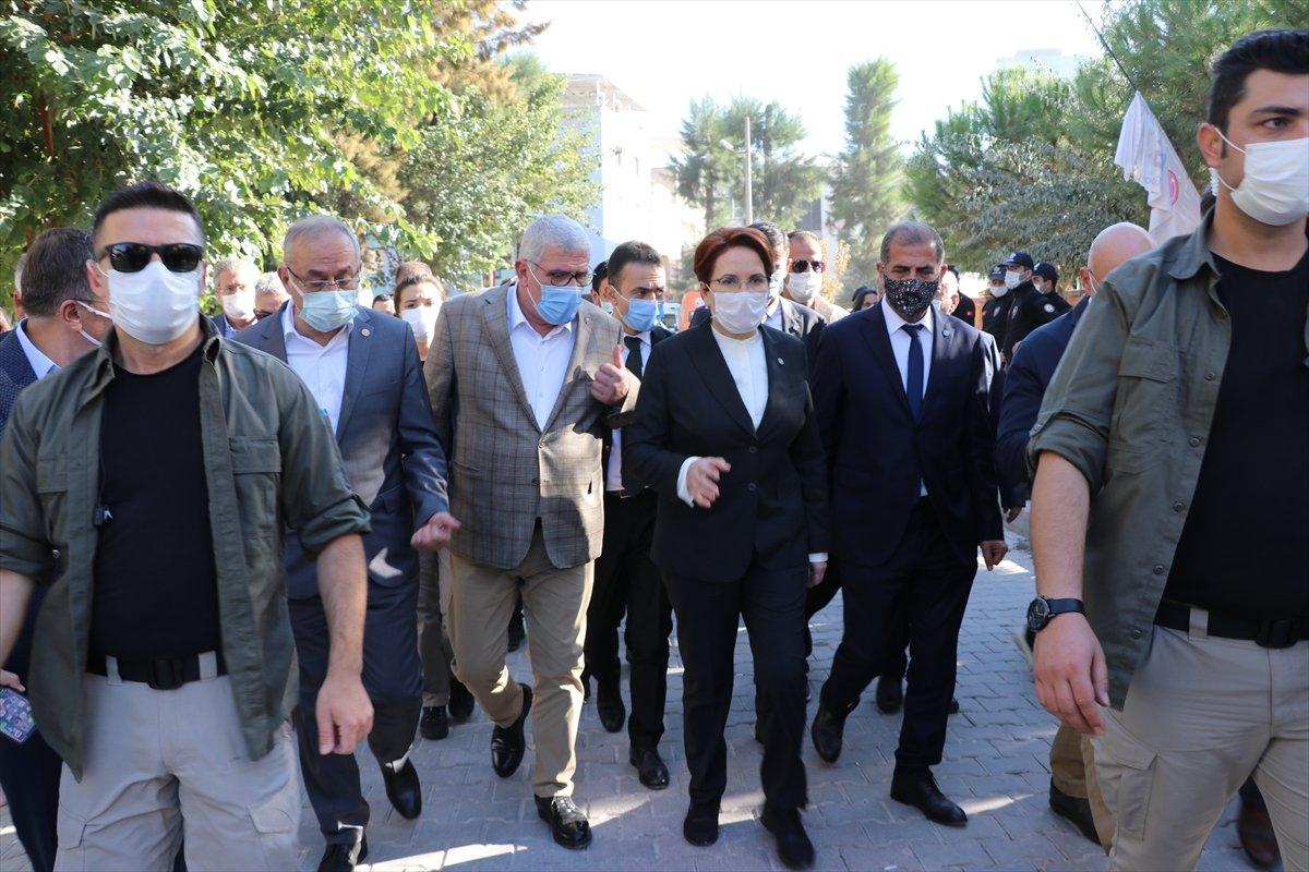 Meral Akşener, grup toplantısında İzmir depremiyle ilgili konuştu #2
