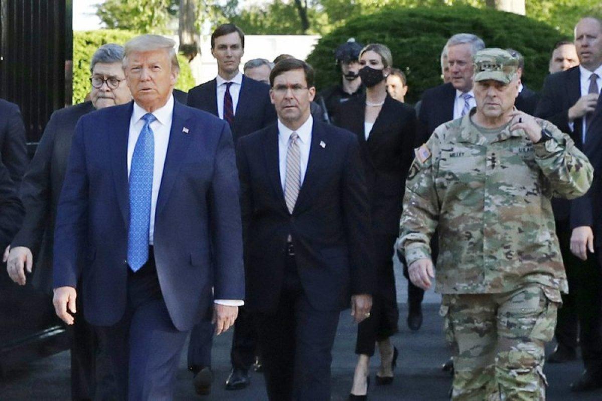 ABD de komutanlardan gizli toplantı iddiası #2