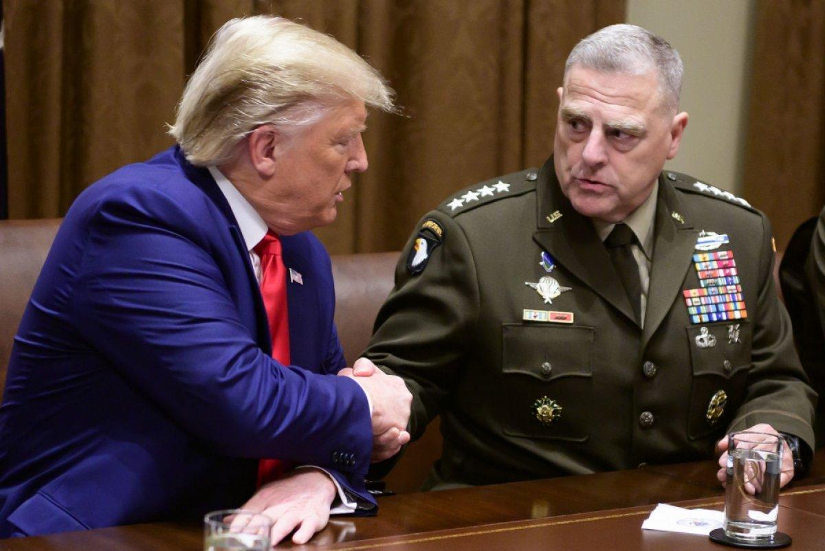 ABD de komutanlardan gizli toplantı iddiası #1