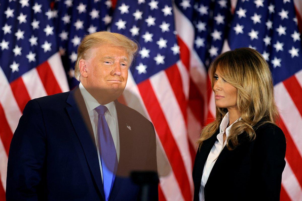 Donald Trump, seçim sonrası Beyaz Saray da açıklama yaptı #3