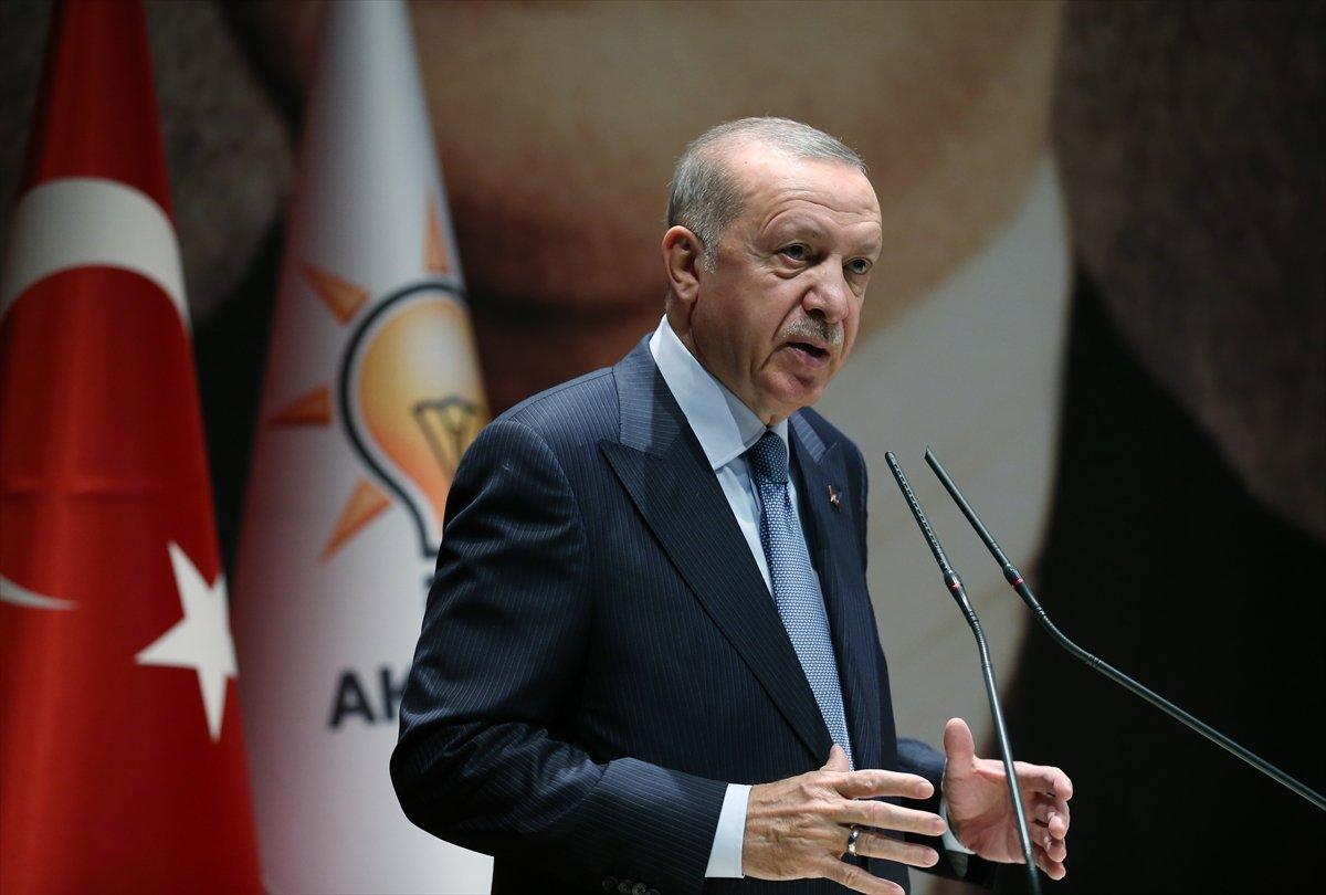 Cumhurbaşkanı Erdoğan dan Kılıçdaroğlu na: Sus da adam sansınlar #2