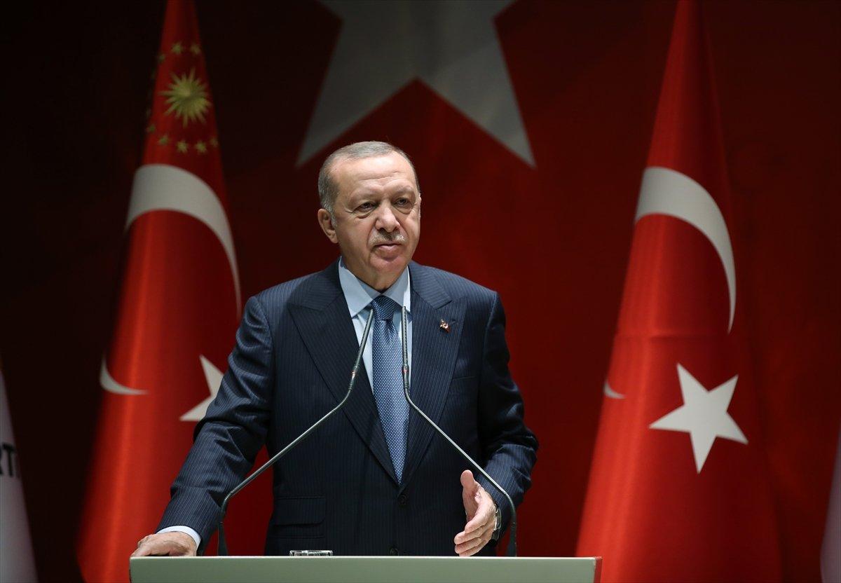 Cumhurbaşkanı Erdoğan dan Kılıçdaroğlu na: Sus da adam sansınlar #1