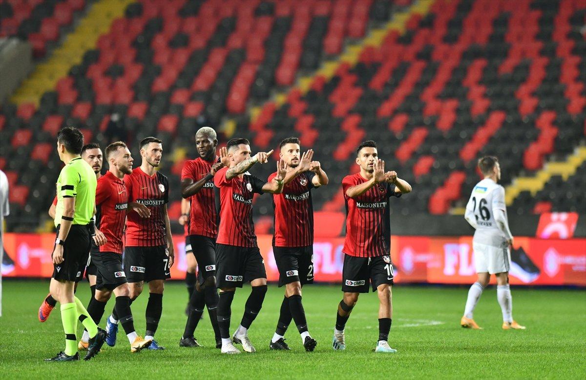 Beşiktaş Gaziantep