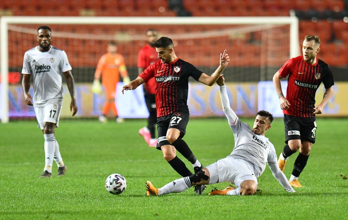 Beşiktaş Gaziantep FK deplasmanı