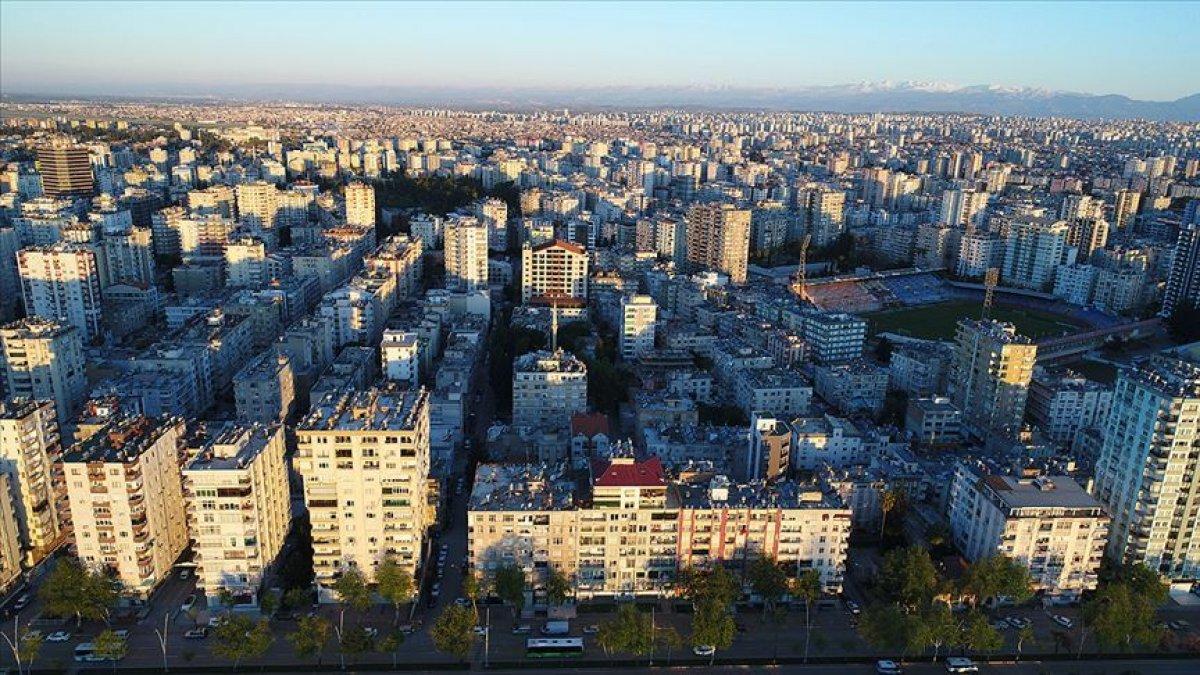 Konut kredilerinin yarıdan fazlası İstanbul, Ankara, İzmir ve Bursa da kullanıldı #1