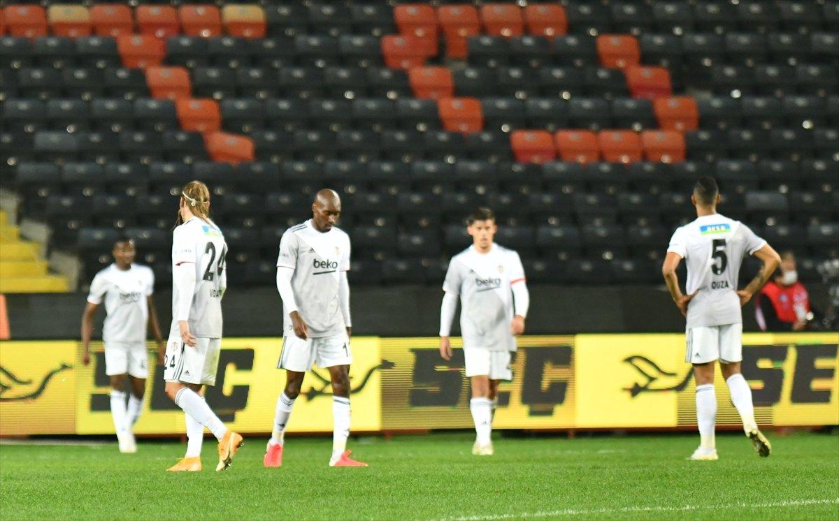 Beşiktaş ı bekleyen zorlu fikstür #1