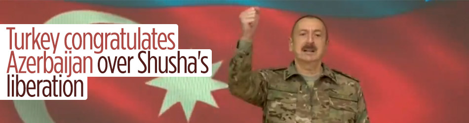 Azerbaijan's Shusha city freed from Armenia's occupation