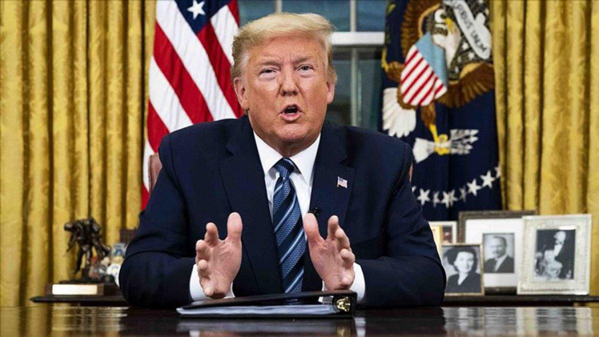 ABD nin 45. Başkanı Donald Trump ın fırtınalı geçen 4 yılı #6