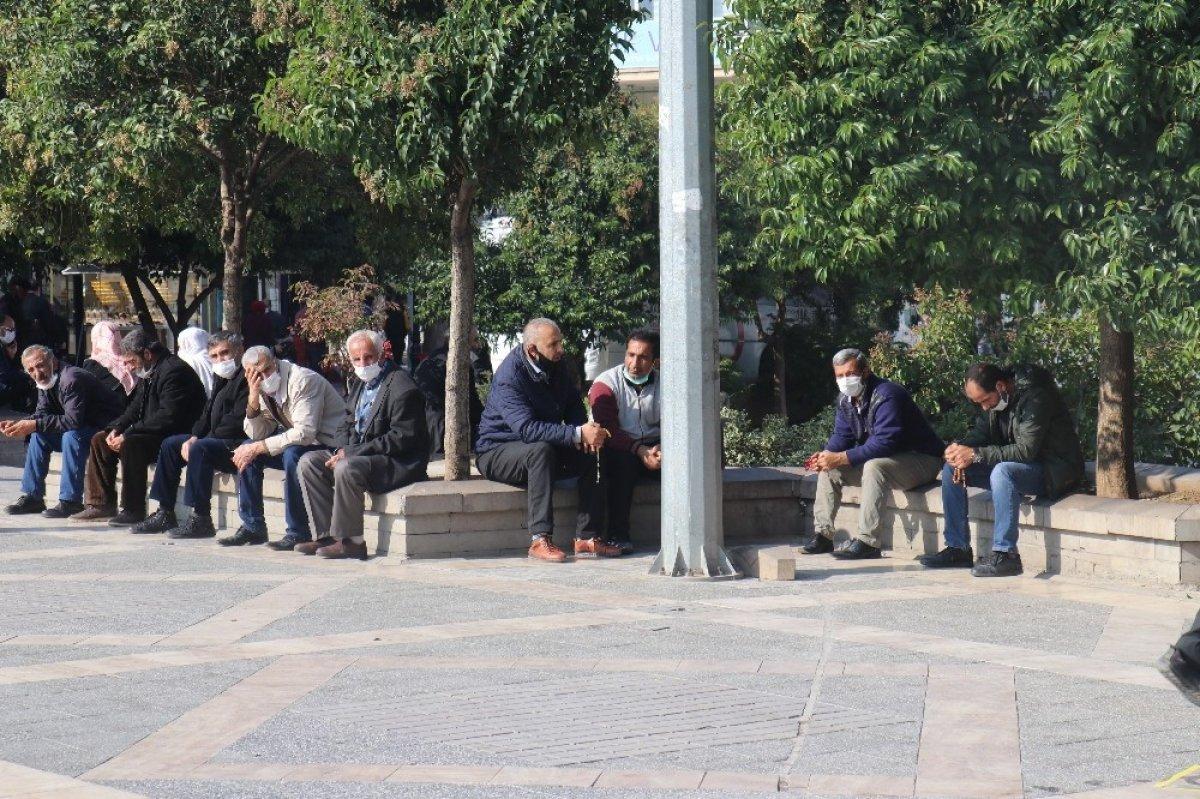 İstanbul da 65 yaş üstüne kısıtlama #1