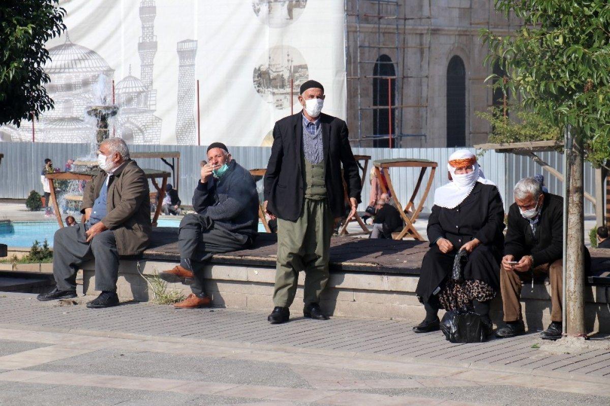İstanbul da 65 yaş üstüne kısıtlama #2