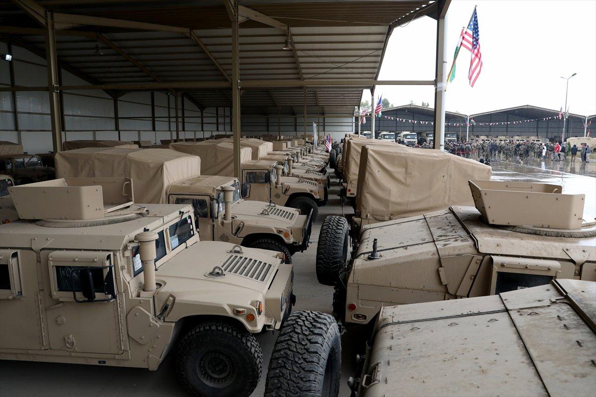 ABD den Peşmerge ye askeri yardım #4