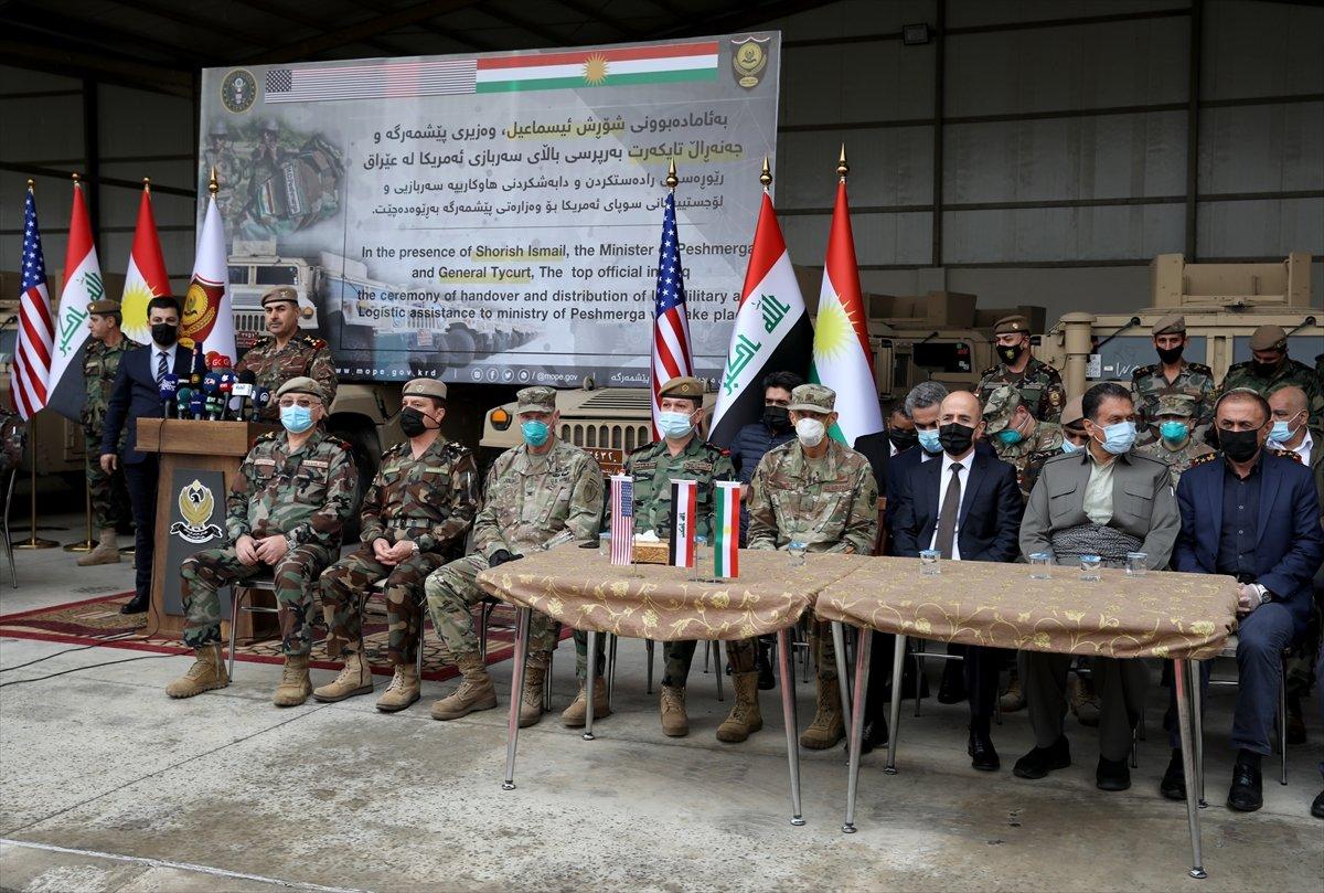 ABD den Peşmerge ye askeri yardım #5