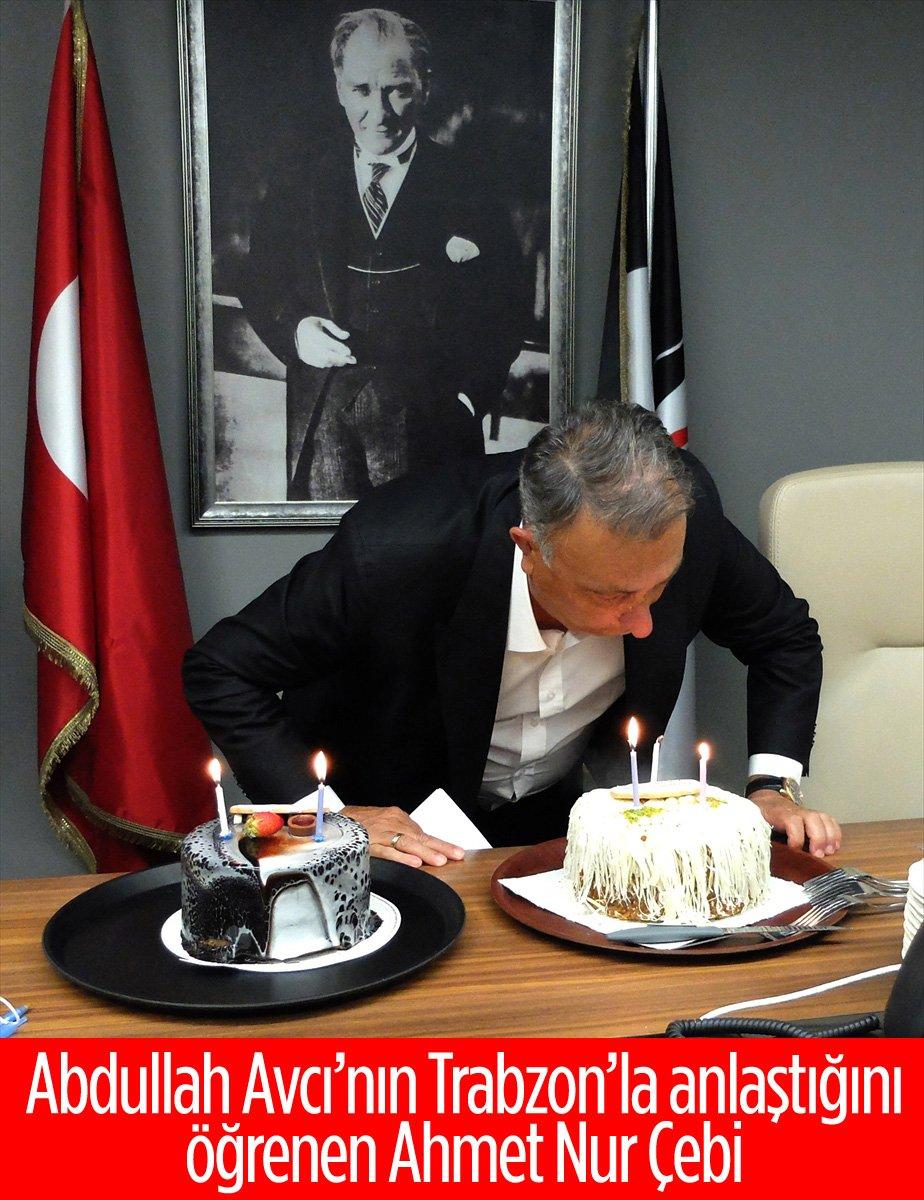 Beşiktaş ta Abdullah Avcı sevinci #2