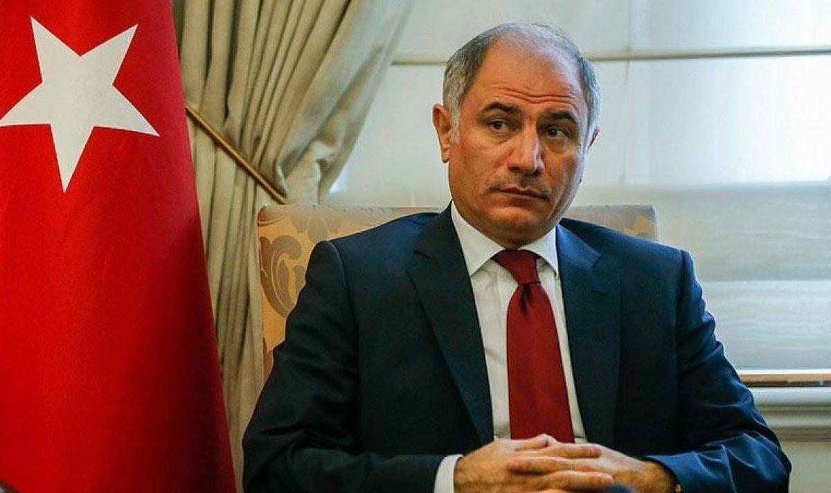 Efkan Ala, AK Parti Genel Başkan Yardımcısı oldu #1