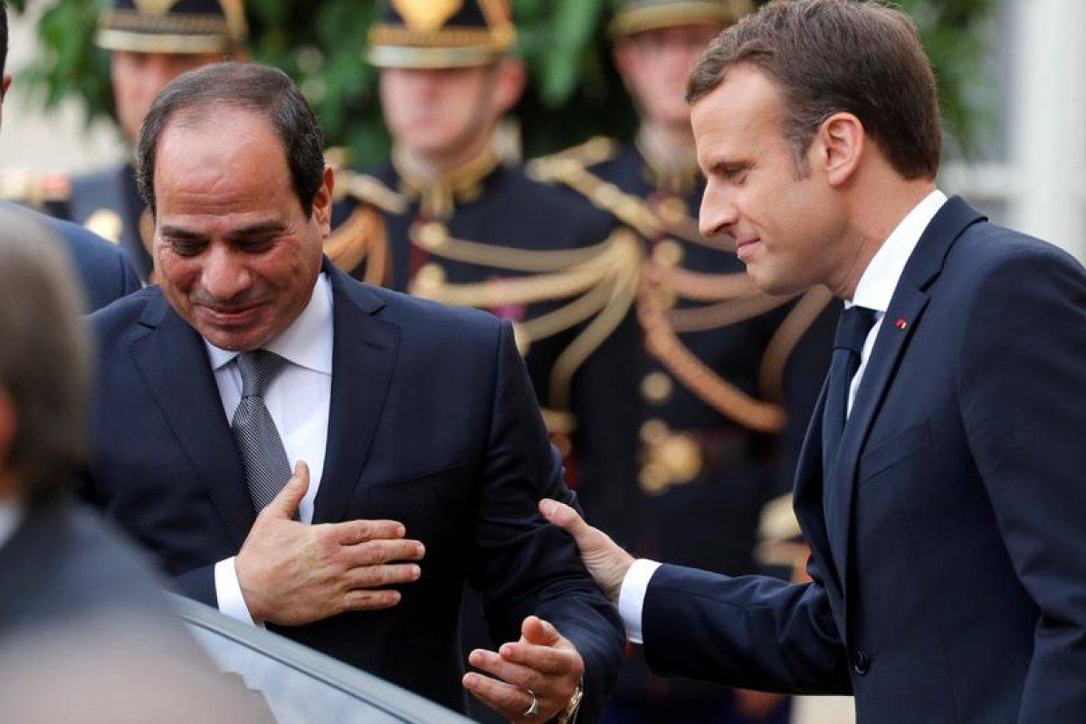 Emmanuel Macron liderliğindeki Fransa kaybeden taraf oldu #2