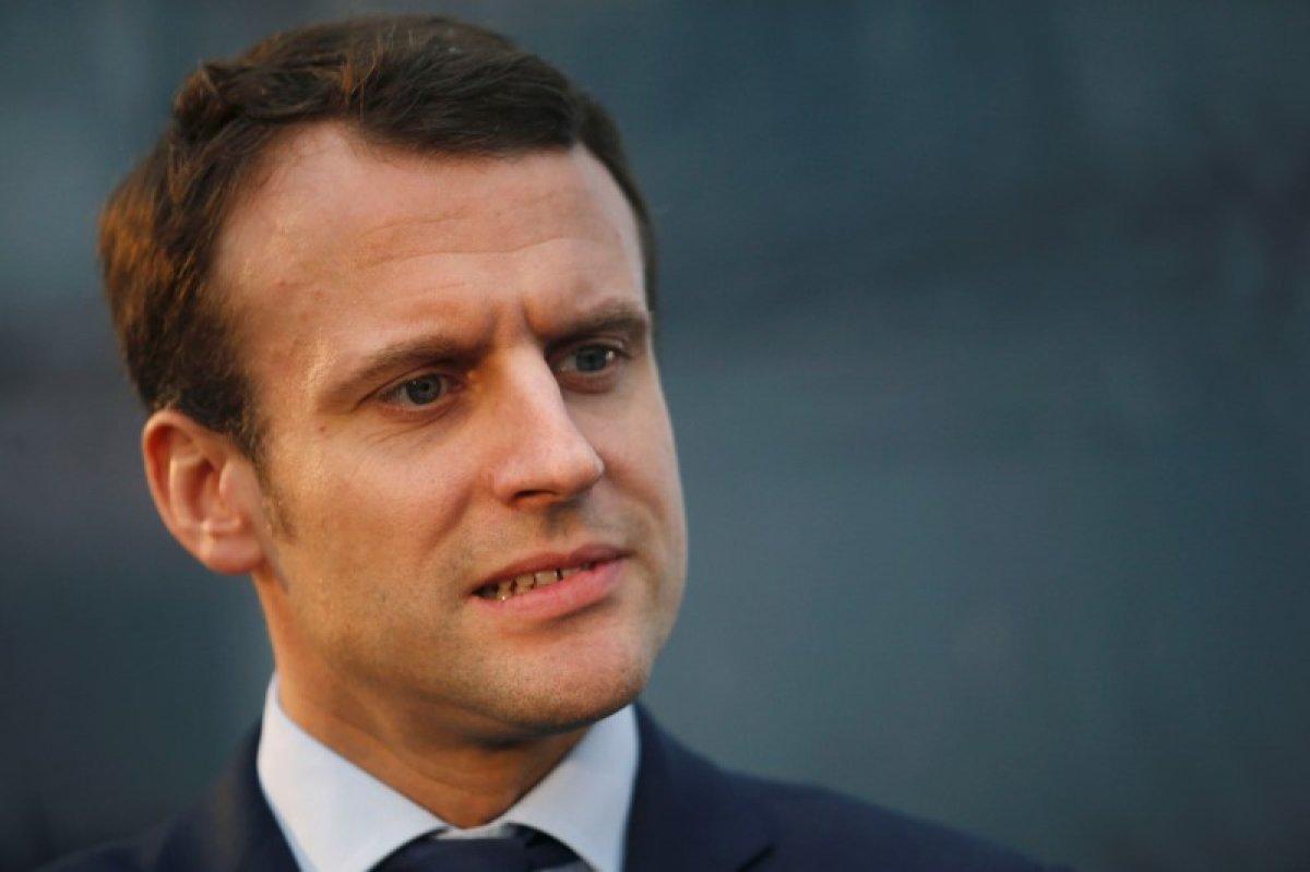 Emmanuel Macron liderliğindeki Fransa kaybeden taraf oldu #1