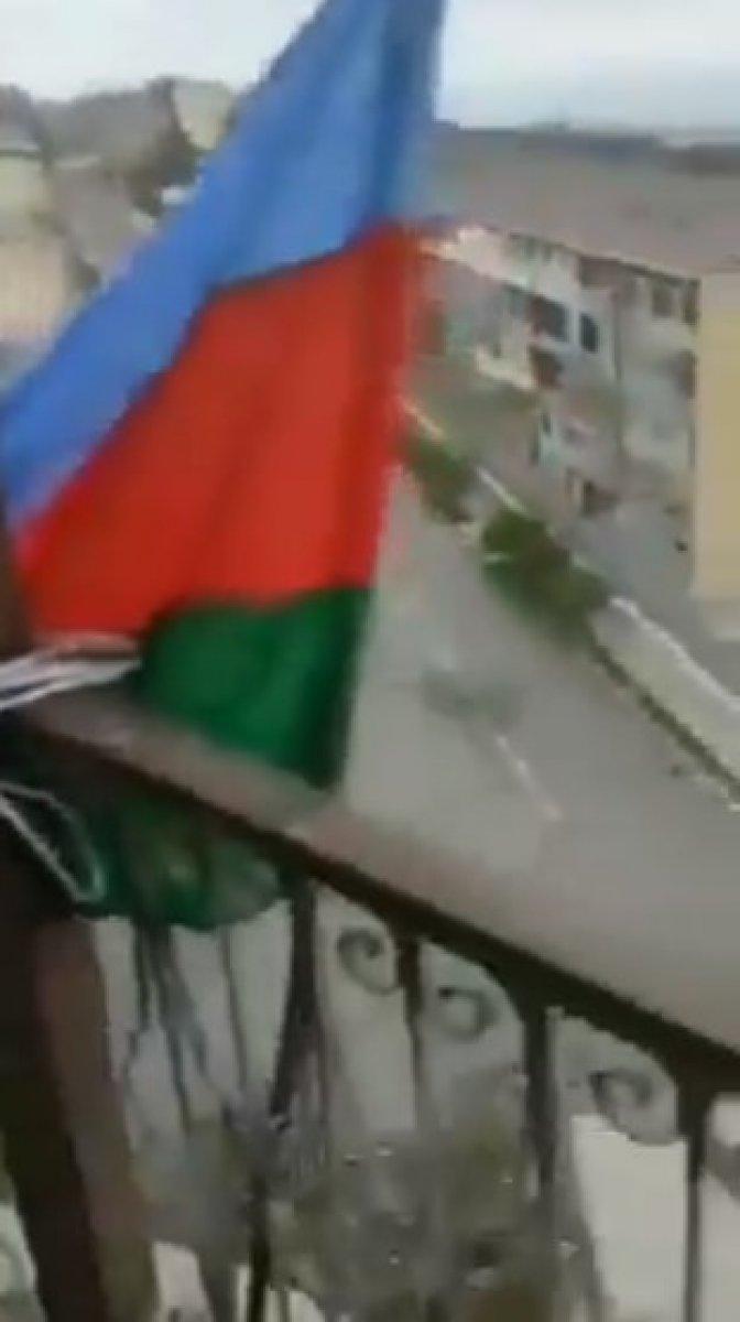 Azerbaycan ın işgalden kurtardığı Şuşa da 28 yıl sonra ezan okundu #1