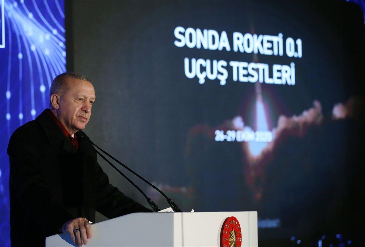 Cumhurbaşkanı Erdoğan: Kanada ambargo uyguladı, ASELSAN da yerlisini ürettik  #1