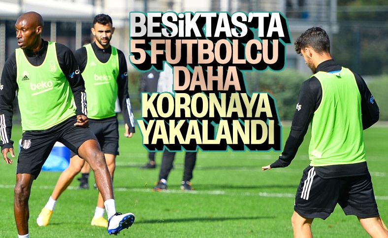 Beşiktaş'ta pozitif vaka sayısı 8'e yükseldi