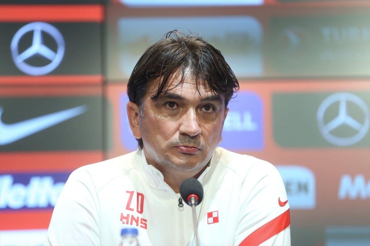 Zlatko Dalic: 3 gol yedik, memnun değilim #3