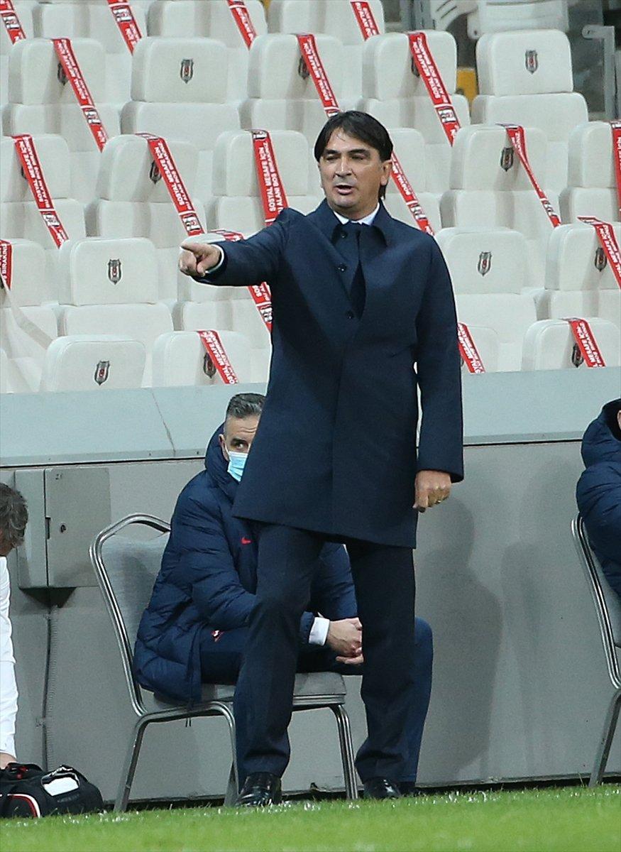 Zlatko Dalic: 3 gol yedik, memnun değilim #2