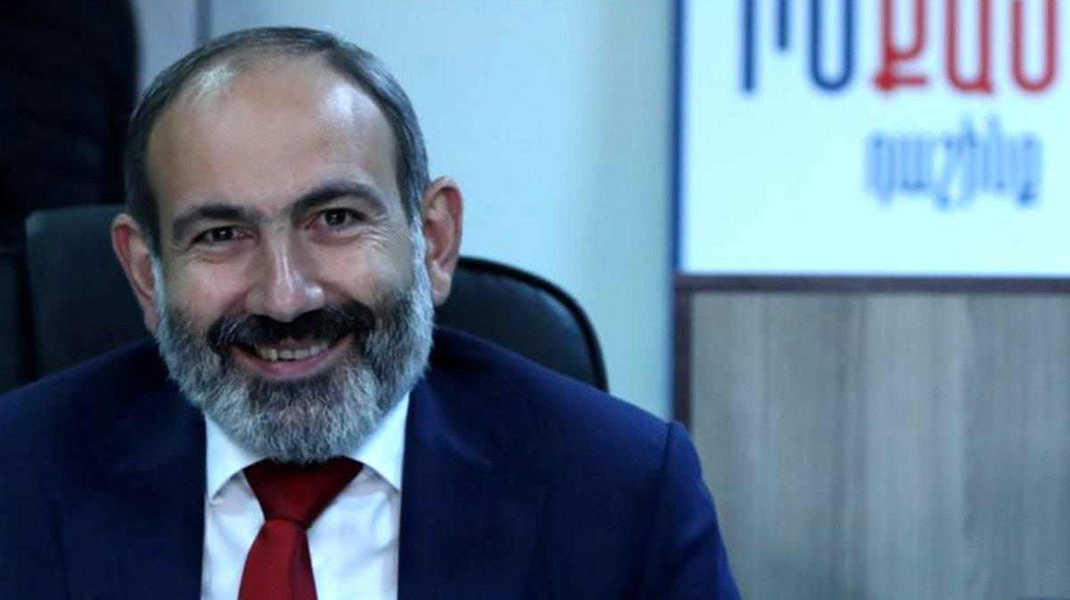 Ermenistan, Paşinyan ı arıyor #1